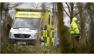 İngiltere'de koronavirüs nedeniyle ölenlerin sayısı bin 408'e yükseldi