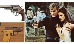 James Bond tabanca koleksiyonu çalındı