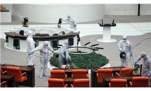 Meclis'e sahra hastanesi kuruluyor