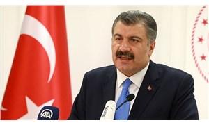 Sağlık Bakanı, Erdoğan'ın başlattığı kampanya için destek istedi