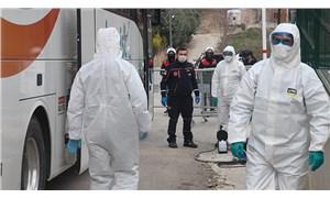 Yurt dışından getirilen 206 kişi Bursa'da karantinaya alındı