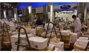 Fransa'daki dünyanın en büyük pazarının bir deposu morga dönüştürülecek