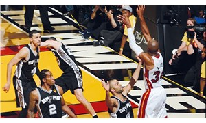 Günün önerisi: 2013 NBA final serisi altıncı maç San Antonio Spurs-Miami Heat