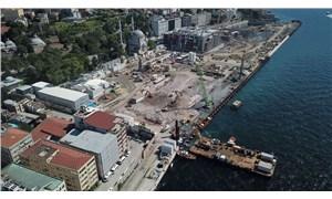 3 bin işçinin çalıştığı Galataport'ta pozitif vaka çıktı!