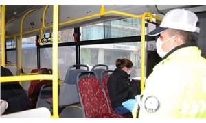 İstanbul ve Ankara'da toplu taşıma araçlarında ücretsiz maske dağıtılacak