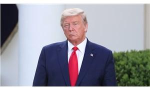 Trump: Maske yerine yüzünüzü şal ile kapatmak daha iyi