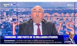 """Fransız haber sunucusundan hayatını kaybeden Çinliler için skandal yorum: """"Pokemonları görmüyorlar"""""""
