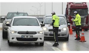 İçişleri Bakanlığı'ndan ek genelge: Araç giriş-çıkış kısıtlamasına ilişkin istisnalar neler?