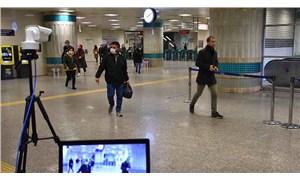 İstanbul'da ateşi olan hastalar metroya binemeyecek