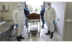 Koronavirüsten ölenlerin cenazeleriyle ilgili açıklama