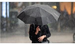 Meteorolojiden yağış ve çok kuvvetli sağanak uyarısı