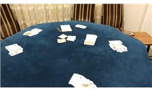 Evde kumar oynayan 6 kişi gözaltına alındı