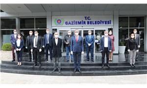 Gaziemir Belediyesi'nde toplu iş sözleşmesi imzalandı
