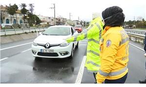 İstanbul'a araçla giriş yapmak isteyenler geri çeviriliyor