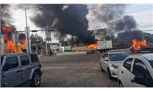Meksika'da gerçekleşen çete savaşında 19 kişi hayatını kaybetti