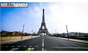 Paris'te, boş sokakların anlattıkları