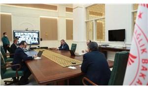 Sağlık Bakanı, il sağlık müdürleriyle görüştü