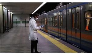 İstanbul'da toplu ulaşım kullanımı yüzde 90 azaldı