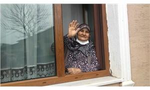 Koronavirüsü yenen 80 yaşındaki yurttaş taburcu edildi