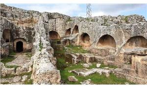Perre Antik Kenti ziyarete kapandı