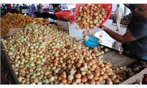 Çiftçi 50 bin ton soğan için ihracat izni bekliyor