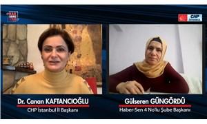 """Kaftancıoğlu PTT çalışanlarıyla buluştu: """"Milyonlarca maskenin 14 bin kişiyle dağıtılması neredeyse imkansız"""""""