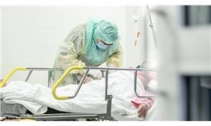 Koronavirüsü yenen 107 yaşındaki kadın sağlığına kavuştu