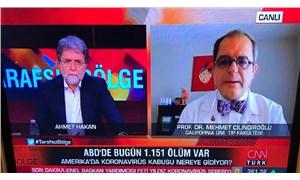 Prof. Dr. Mehmet Çilingiroğlu: Geri zekalı Trump, sayı 240 binlere çıkacak