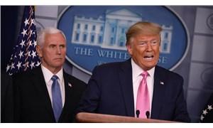 Trump ve Pence düzenli aralıklarla koronavirüs testi yaptıracak