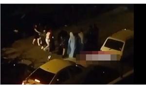 Yol ortasında halay çeken 8 kişiye 'sosyal mesafe' cezası