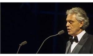 Andrea Bocelli'den Duomo'da canlı konser