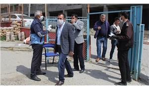 Diyarbakır'da koronavirüs tedbirleri genişletildi: Yaya kontrol noktaları kurulacak