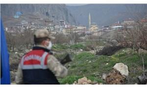 Mardin'de 1 mahalle ve 1 mezra karantinaya alındı