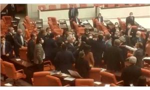Meclis Genel Kurulu'nda kavga