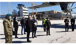 MSB: Sağlık malzemeleri yardımı Karadağ'a ulaştı