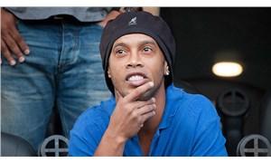 Ronaldinho'nun cezası ev hapsine çevrildi