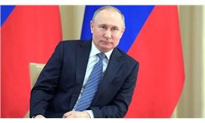 """Rusya Devlet Başkanı Putin: """"Ülkede ekonomiyi durduramayız"""""""