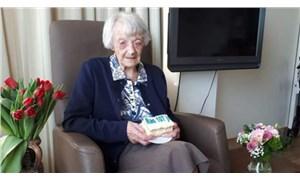 107 yaşındaki hasta koronavirüsü yendi