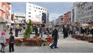 Esenler Dörtyol Meydanı ile Davutpaşa Caddesi yaya trafiğine kapatıldı