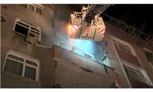 Güngören'de doğal gaz patlaması: 1'i ağır 4 yaralı