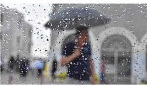 Meteorolojiden kuvvetli sağanak uyarıları