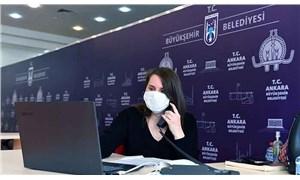 """Ankara Büyükşehir Belediyesi, """"Psikolojik Destek Hattı"""" kurdu"""
