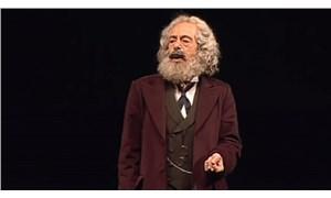 Genco Erkal, 'Marx'ın Dönüşü' oyununu YouTube'da gösterime açtı
