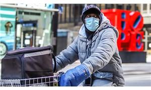 New York, koronavirüs vaka sayısıyla tüm ülkeleri geride bıraktı