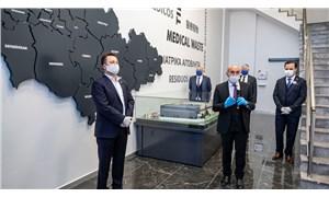İzmir Büyükşehir Belediyesi tıbbi atık tesisi açtı