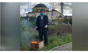 Alan da satan da AKP'li