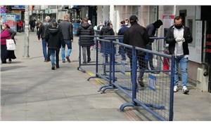 Emniyet Müdürü: Zonguldak'ta 1,5 metreden yakın yürüyenlere idari para cezası uygulanacak