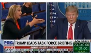 Trump'tan koronavirüs soruları soran gazeteciye: Yalancı, yüz karası