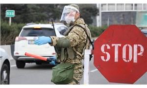 Gürcistan'da araç kullanımı yasaklandı