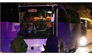 Yurt dışından getirilen 643 kişi karantinaya alındı